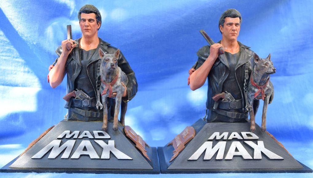 MAD MAX au 1/24 , 1/6 et 1/9 - Produit par HENG HILGER