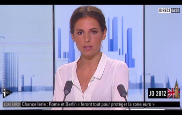 [2012 07 30] ALICE DARFEUILLE - I>TELE - LE 6-9 @06H00