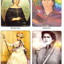 Las heroínas de la Independencia