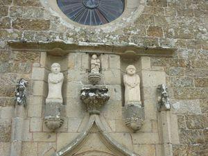 Chapelle Sainte-Anne du Houlin, Plaine-Haute -