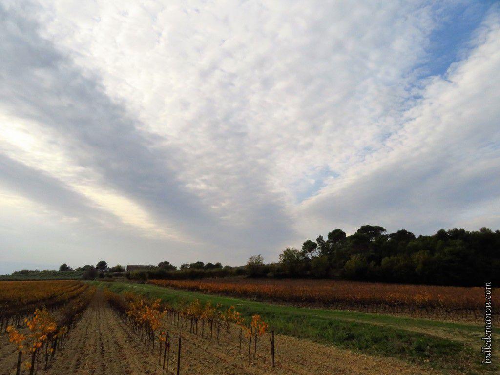 Les ciels d'automne