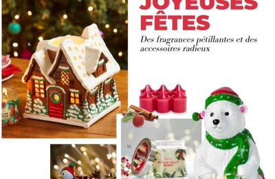 Catalogue Noël PartyLite 2020