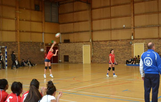 AS Volley semaine du 7 au 11 octobre