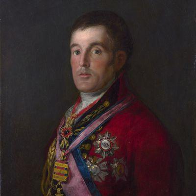 Arthur Wellesley, 1er Duc de Wellington (1769-1852)