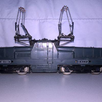 locos BB 12061 Hornby Acho