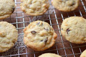 Cookies aux deux chocolats et farine de seigle