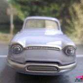 FASCICULE N°9 PANHARD PL 17 DINKY TOYS REEDITION ATLAS 1/43 PL17 - car-collector