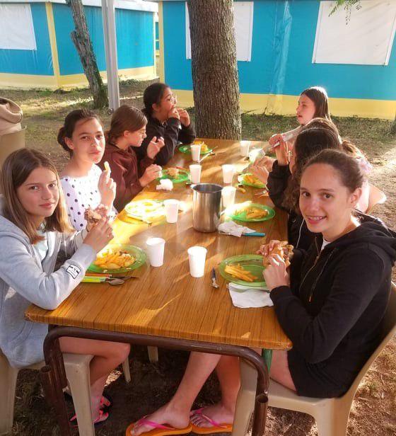Camp Arcachon 2021 : Jeudi 8 juillet