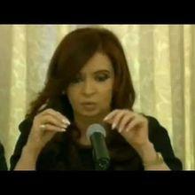Cristina Fernández de Kirchner y Monsanto vean el video del final