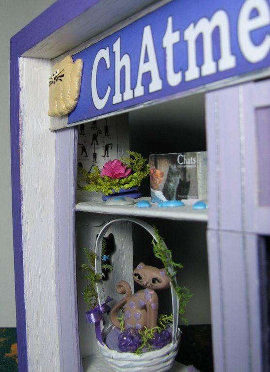 Album - ChAtmélie