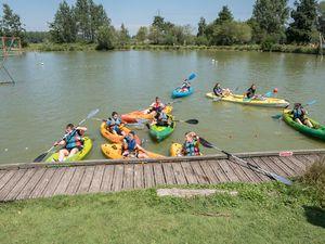 Sortie Lakanal: Base de loisirs des 6 Bonniers à Willems 18/07/2017