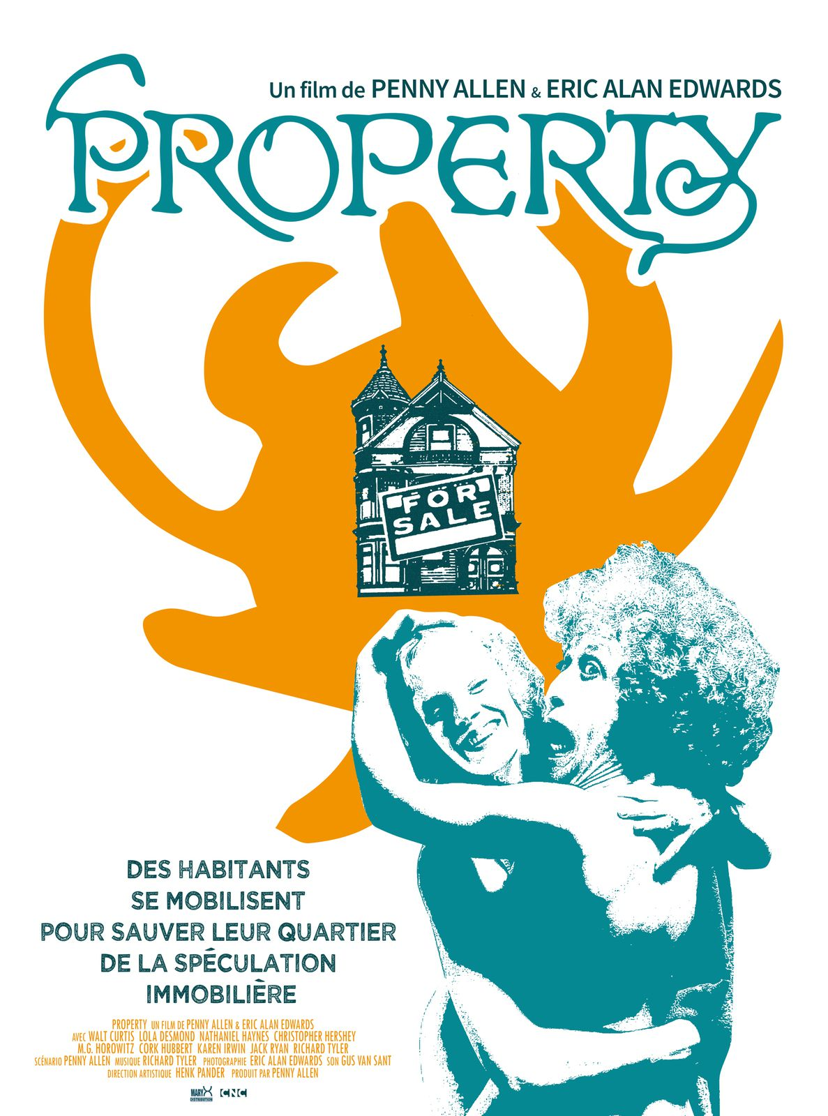 Property (BANDE-ANNONCE) de Penny Allen - Le 11 août 2021 au cinéma