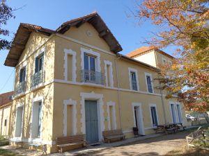 Domaine du Grand Castelou. Octobre 2017.