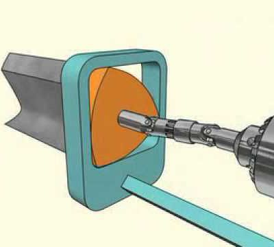 How to Drill a Square Hole