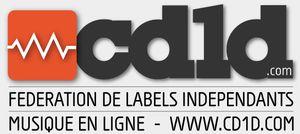 cd1d.com : plate-forme de diffusion et de distribution alternative de musique (physique et numérique)