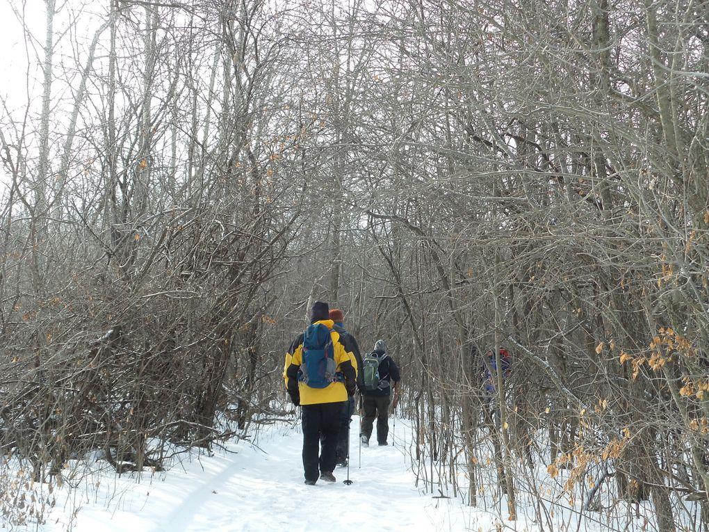 Troisième fin de semaine sur le Rideau Trail