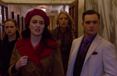 Critiques Séries : Gossip Girl. Saison 6. Episode 9. The Revengers.