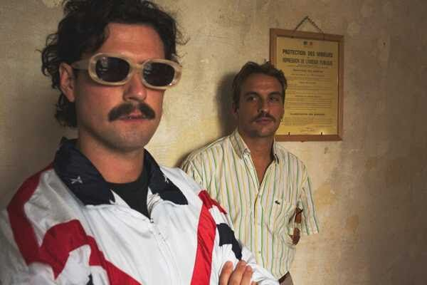 Casablanca Drivers, 1er album Super Adventure Club bernieshoot clip feel