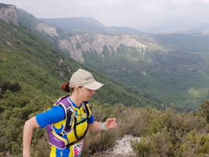 DUO TRAIL DE MAZAUGUES...28 AVRIL