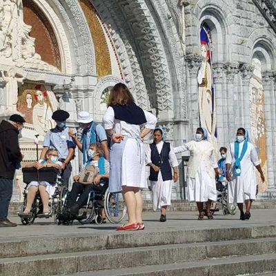 Pèlerinage 2021 : cinquième jour, Sainte Monique