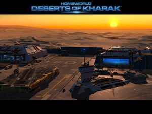 Homeworld : Deserts Of Kharak annoncé en janvier