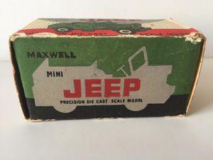 MAXWELL – Qualité Jeep ! (par Jérôme Hadacek)