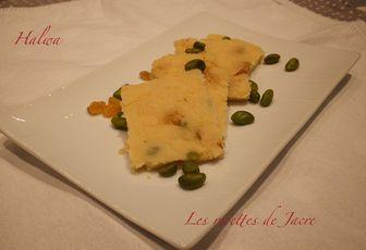 Halwa/dessert indien