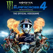 [Test] Monster Energy Supercross - The Official Videogame 4