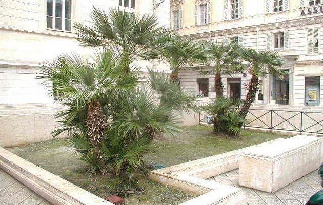 Place du Palais de Justice / Nice (06)