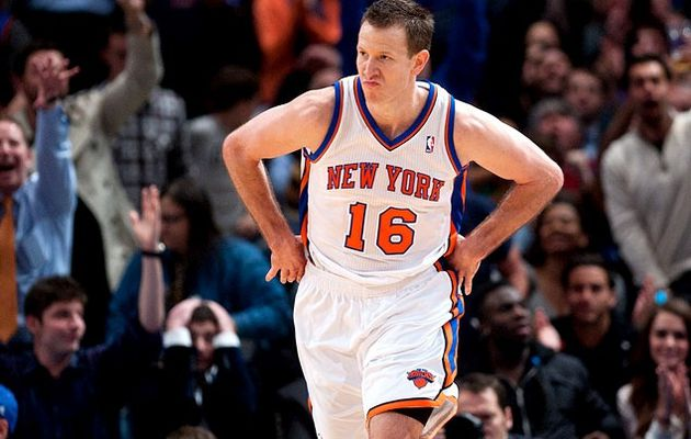 All-Star Game: Steve Novak sera au concours à 3 points