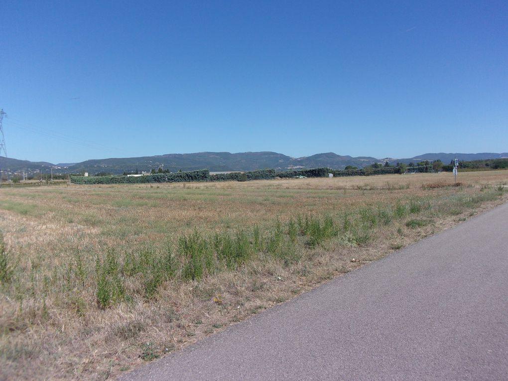 Entre montagne ardéchoise et Rhône