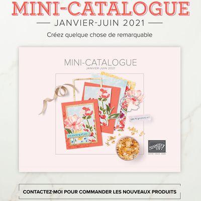 Nouveau catalogue saisonnier Stampin'Up !