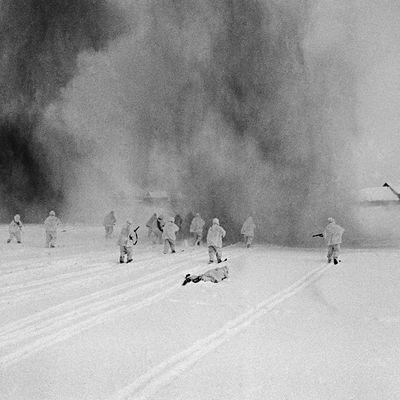 Kulturkampf : Babi-Yar vs Bataille de Moscou .