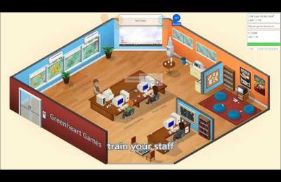 Game Dev Tycoon is so addicting...