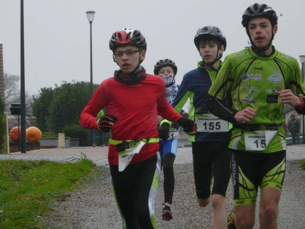 2017 : 4ème Bike & Run de Schillersdorf.