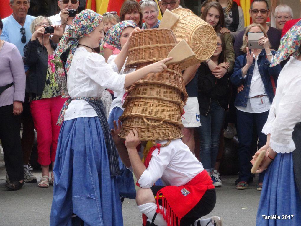 La fête de la cerise à Ceret