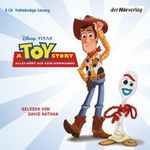 Toy Story 4 – Alles hört auf kein Kommando (Hörbuch gelesen von David Nathan)