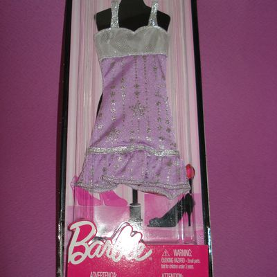 panoplie collection barbie