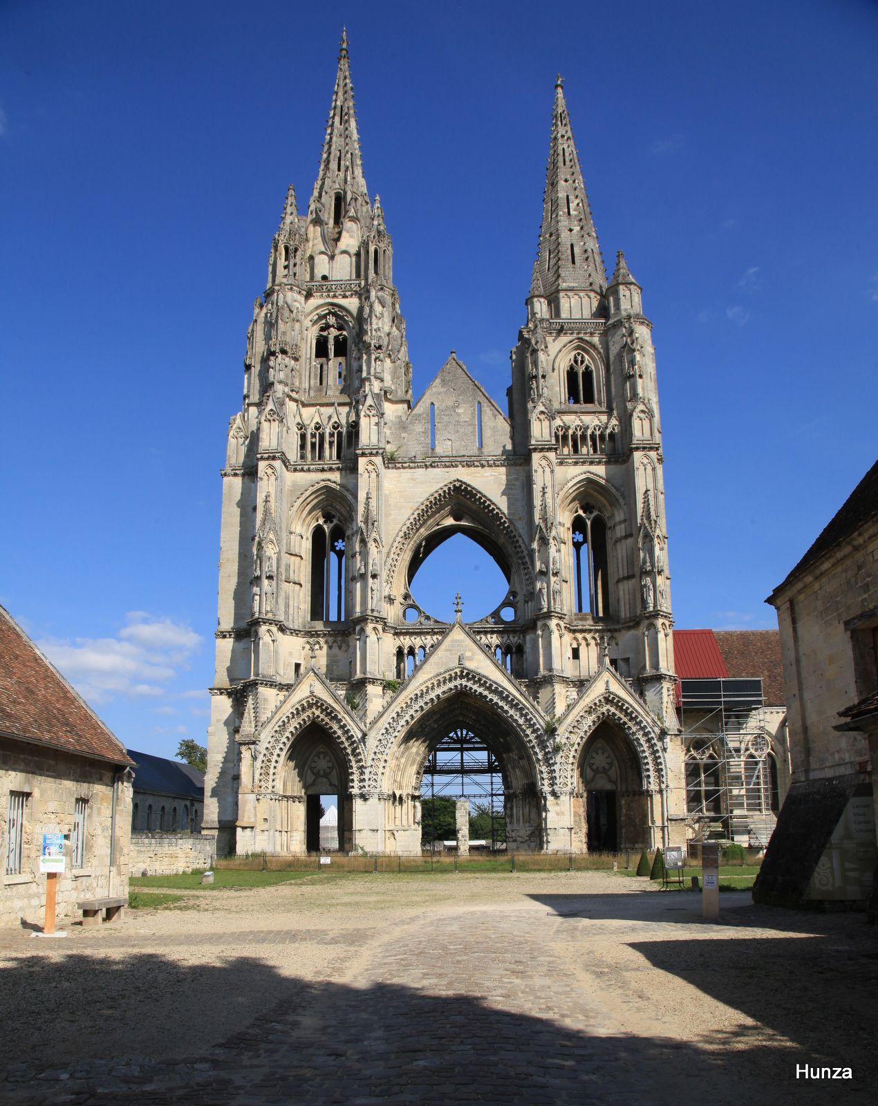 Abbaye Saint-Jean des Vignes de Soissons