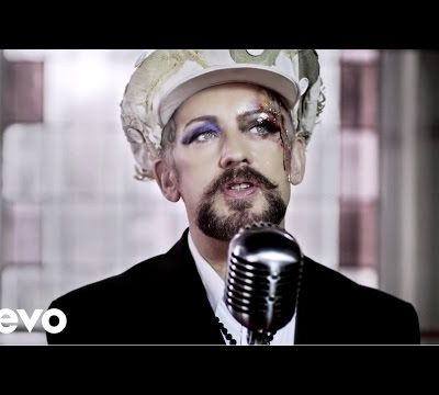 """BOY GEORGE """"This is what I do"""", suite..."""