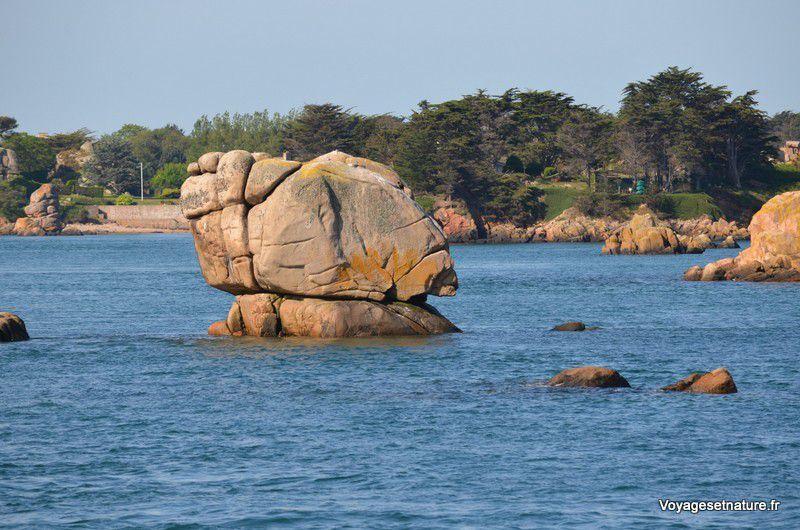 L'île de Bréhat