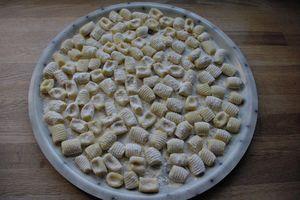 Gnocchi sauce rouge et grana padano