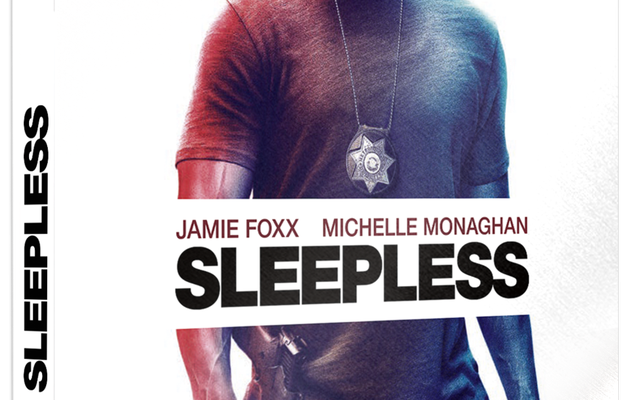[REVUE CINEMA BLU-RAY] SLEEPLESS