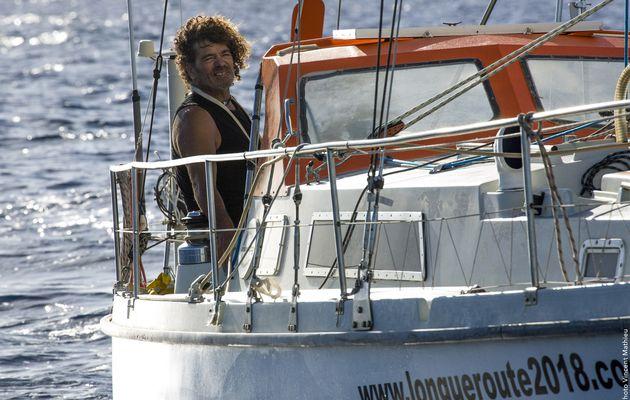 Effleurer les Açores...JDB d'aujourd'hui..