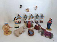 Santons à vendre : nativité