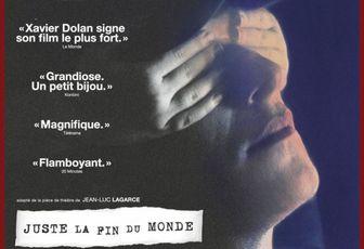 LE FILM DU MOIS : 'JUSTE LA FIN DU MONDE'