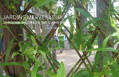 Jardins secrets de Cahors - Lot