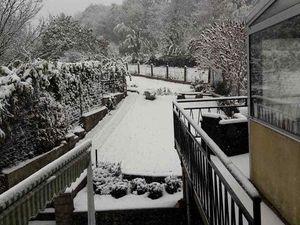 Arreux, Photos hiver 2018-2019