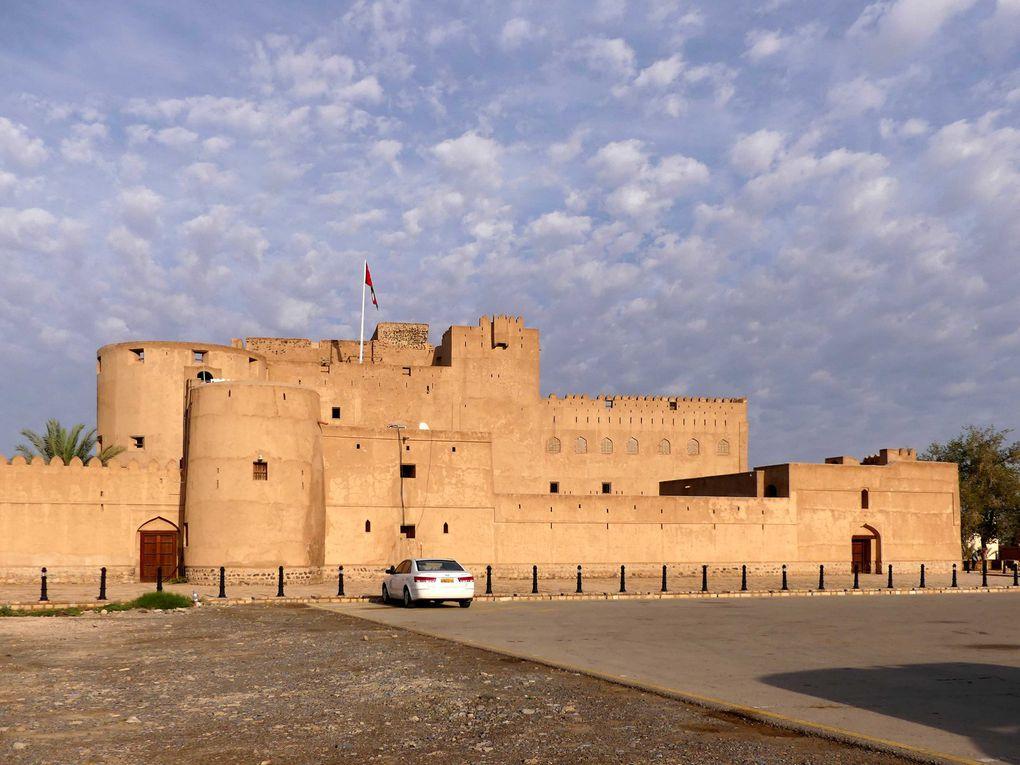 Oman remontée, Emirates,