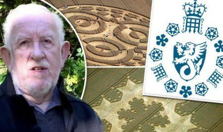 Le MI5 réalisait des faux crop circles